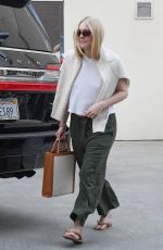 Dakota Fanning Out shopping In Beverly Hills