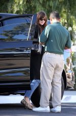 Dakota Johnson At the San Vicente Bungalows in West Hollywood