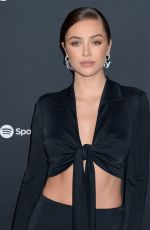 Delilah Belle Hamlin At Spotify Best New Artist 2020 Party at The Lot Studios in West Hollywood