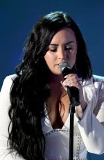 Demi Lovato At 62nd Annual Grammy Awards in Los Angeles