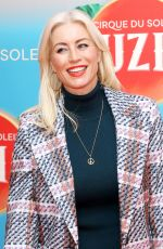 Denise Van Outen At London Premiere of Cirque Du Soleil LUZIA at The Royal Albert Hall