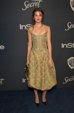 Diana Silvers Attends the 21st Annual Warner Bros. And InStyle Golden Globe After Party in Beverly Hills
