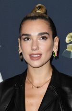 Dua Lipa At Pre-GRAMMY Gala & GRAMMY Salute to Industry Icons in Beverly Hills