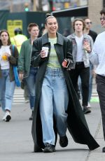 Dua Lipa Seen out & about in New York City