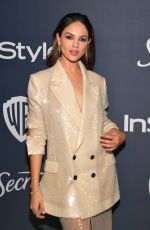 Eiza González At 21st Annual Warner Bros. And InStyle Golden Globe After Party