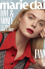 Elle Fanning - Marie Claire Magazine - February 2020