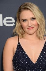 Emily Osment At Warner Bros. & InStyle Golden Globe After Party in Beverly Hills