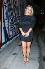 Emily Osment Out for the events in LA
