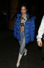 Emily Ratajkowski Leaving the Lakers vs Cavaliers basketball game in Los Angeles