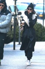 Emily Ratajkowski Out in NYC