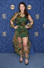 Emma Kenney At ABC Television