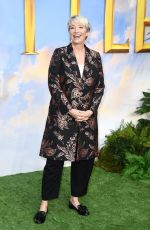 "Emma Thompson At ""Dolittle"" special screening at Cineworld Leicester Square in London"