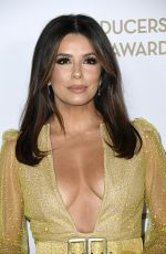 Eva Longoria At 31st Annual Producers Guild Awards at Hollywood Palladium in Los Angeles