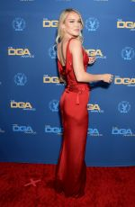 Faith Schroder At 72nd Annual Directors Guild of America Awards, Arrivals, The Ritz-Carlton, Los Angeles