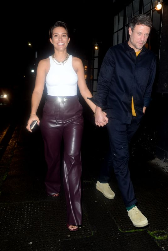 Frankie Bridge Seen at her Book Signing in East London