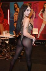 Gabbie Carter At AVN Adult Entertainment Expo, Las Vegas