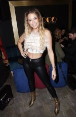 Georgia Harrison At Ricco Lounge and Club launch party in London