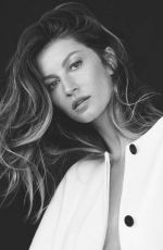 Gisele Bundchen - Elle Magazine France, January 2020