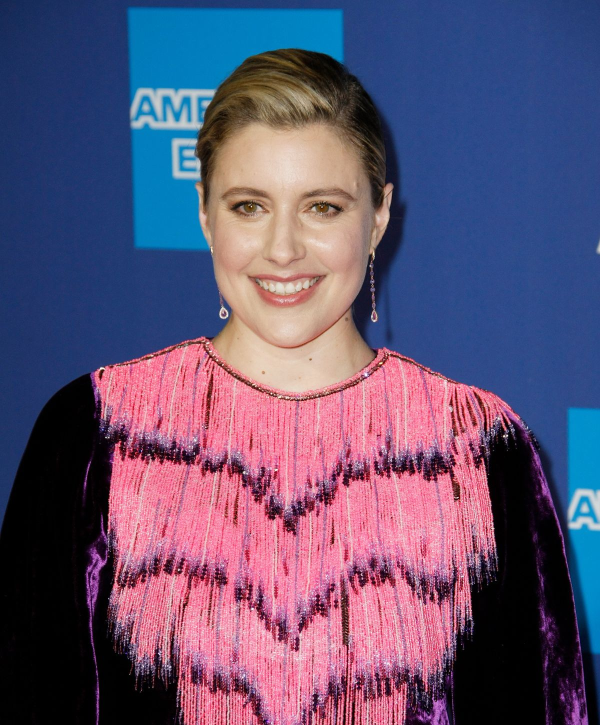Greta Gerwig At 31st Annual Palm Springs International
