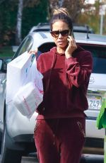 Halle Berry Seen in Los Angeles