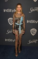 Halston Sage At 21st Annual Warner Bros. And InStyle Golden Globe After Party
