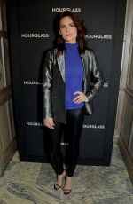 Hayley Atwell At Hourglass Vanish Airbrush Concealer launch event in London