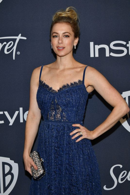 Iliza Shlesinger At Warner Bros. & InStyle Golden Globe After Party in Beverly Hills