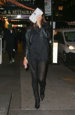 Irina Shayk Is not in the mood for photos during a lowkey outing in NYC