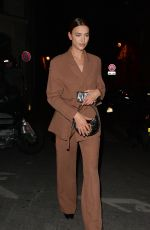 Irina Shayk Seen out and about in Paris