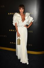 Jackie Cruz At Amazon Studios Golden Globes After Party at The Beverly Hilton Hotel in Beverly Hills