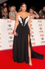 Jacqueline Jossa At 25th National Television Awards, Arrivals, O2, London