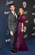 Jamie Chung At 21st Annual Warner Bros. And InStyle Golden Globe After Party