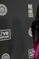Jamie Chung At The Art of Elysium Presents WE ARE HEAR
