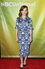 Jane Levy At 2020 NBCUniversal Winter Press Tour in Pasadena