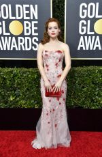 Jane Levy At 77th Annual Golden Globe Awards in Beverly Hills