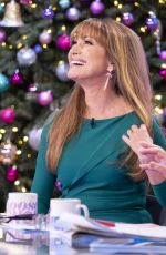 Jane Seymour At Loose Women TV show in London