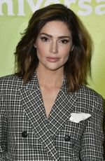 Janet Montgomery At 2020 Winter TCA Tour - Day 5 in Pasadena