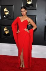 Janina Gavankar At 62nd Annual GRAMMY Awards in LA