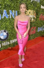 Jasmine Sanders At 7th Annual Gold Meets Golden in Los Angeles