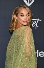 Jasmine Sanders At Warner Bros. & InStyle Golden Globe After Party in Beverly Hills