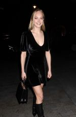 Jean Campbell At Vanish Airbrush Concealer Launch Party in London