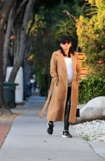 Jenna Dewan Out in Studio City