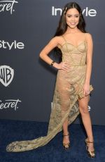 Jenna Ortega At InStyle And Warner Bros. 77th Annual Golden Globe Awards Post-Party