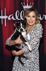 Jennie Garth At 2020 American Rescue Dog Show in Santa Monica