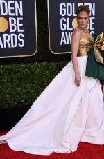 Jennifer Lopez At 77th Annual Golden Globe Awards 2020 in Beverly Hills