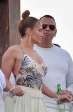 Jennifer Lopez Seen at the Pegasus World Cup at Gulfstream Park in Hallandale