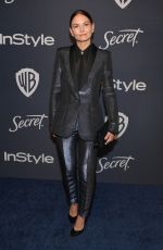 Jennifer Morrison At 21st Annual Warner Bros. And InStyle Golden Globe After Party