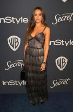 Jessica Alba At Warner Bros. & InStyle Golden Globe After Party in Beverly Hills