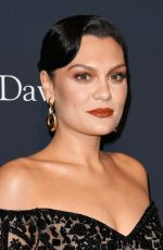 Jessie J At Pre-GRAMMY Gala & GRAMMY Salute to Industry Icons in Beverly Hills