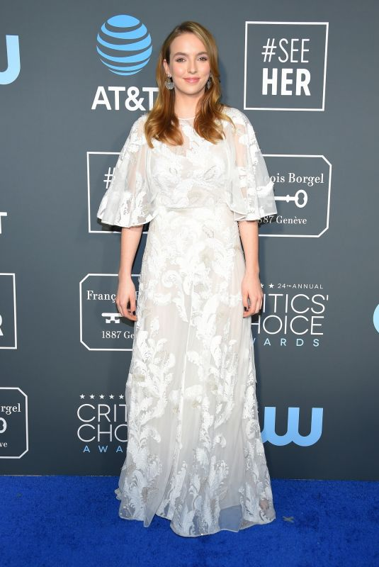 Jodie Comer At 25th Annual Critics